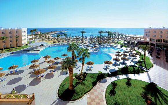 Beach Albatros Resort 4* et croisière sur le Nil possible