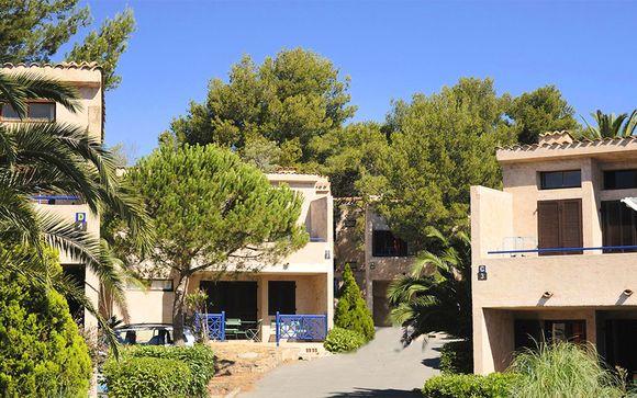 Poussez les portes de votre Résidence Goélia Les Jardins d'Azur