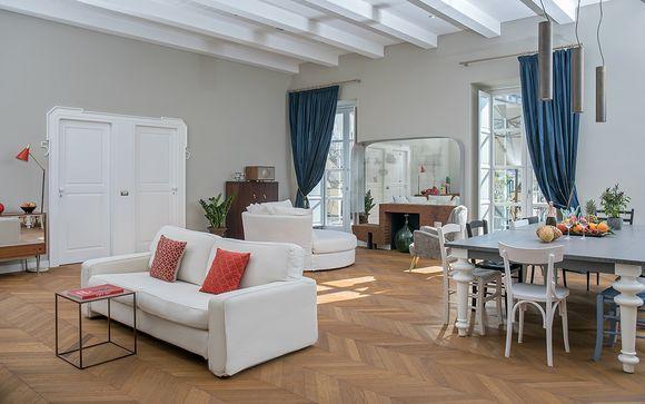 Poussez les portes de votre boutique-hôtel Accademia 39