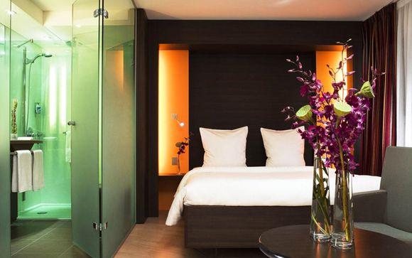 Poussez les portes de l'Hôtel Oceania Brest Centre 4*