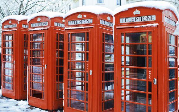 Suivez le London Calling !