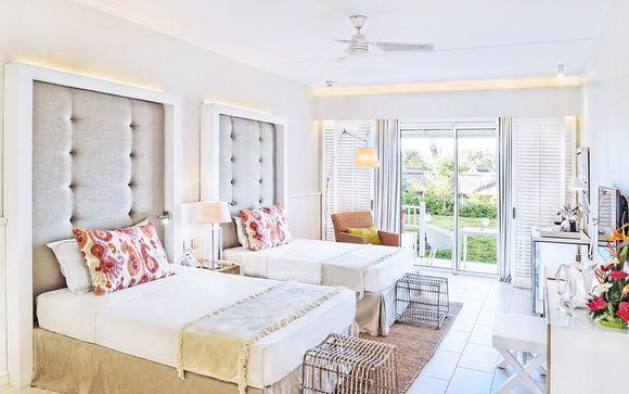 Poussez les portes de l'hôtel Radisson Blu Azuri Resort & Spa 4*
