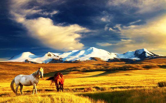 Immersion en Terres Mongoles en 7 nuits / 8 jours