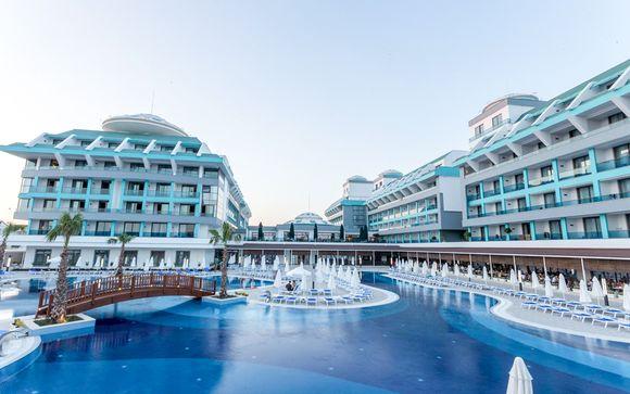 Hôtel Sensitive Premium Resort & Spa 5*