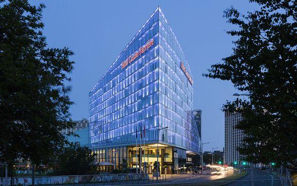 Poussez les portes de l'hôtel Barrière Lille 5*