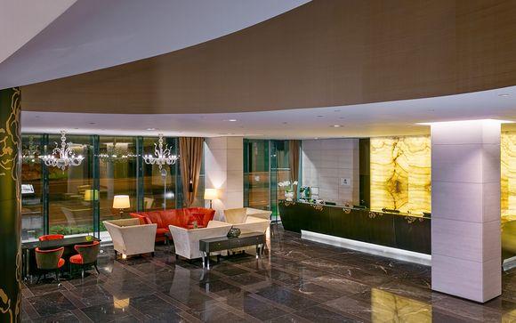 Poussez les portes du Grand Hotel River Park, Luxury Collection Hotel 5*
