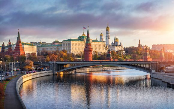 Croisi�re 4 ou 5* de Moscou � St Peterbourg