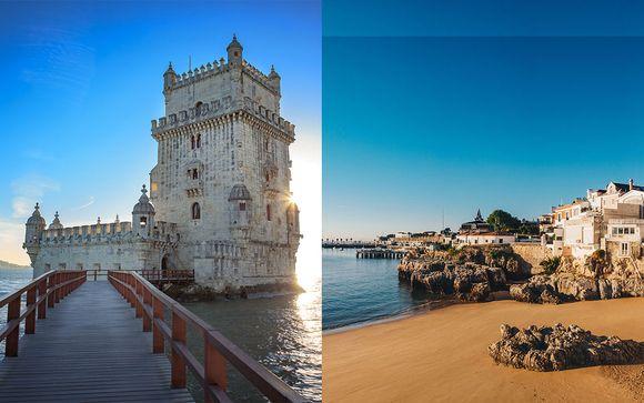 Combiné  5* Corinthia Lisbonne et Fortaleza do Guincho