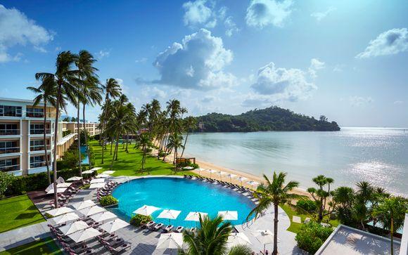 Combiné 5* Well Hotel Bangkok et Crowne Plaza Panwa Beach