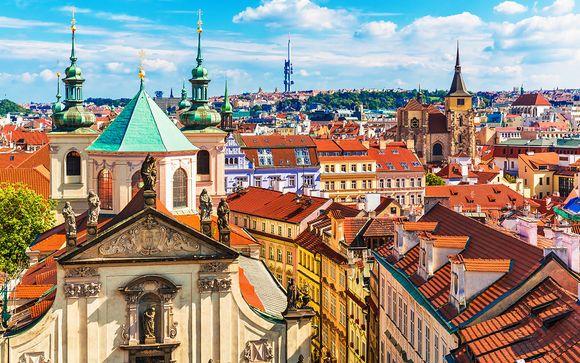 Hôtel Occidental Praha Five 4*
