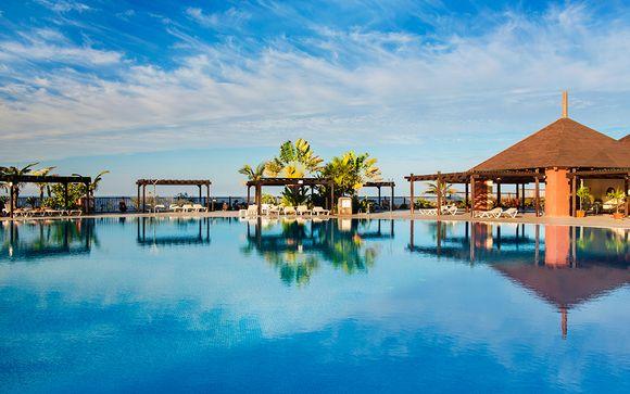 Espagne Fuencaliente de La Palma - ÔClub Experience La Palma Princess Hotel & Spa 4* à partir de... - Fuencaliente de La Palma -