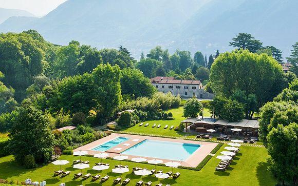 Hôtel Sheraton Lake Como 4*