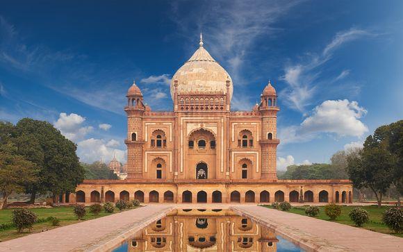 Circuit Triangle d'Or en Inde et séjour à Chennai - 9 jours/8 nuits