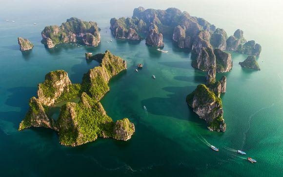 Le Vietnam en liberté et extension possible à Mai Chau
