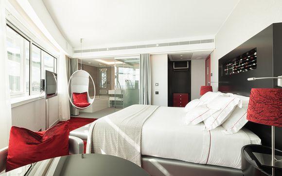 Hôtel Sana Myriad 5*
