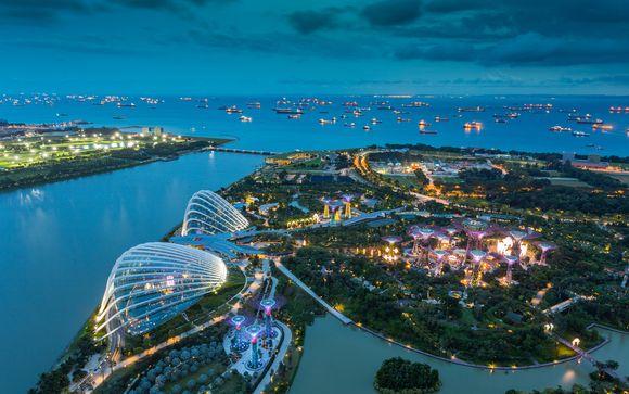 Votre stop-over à Singapour