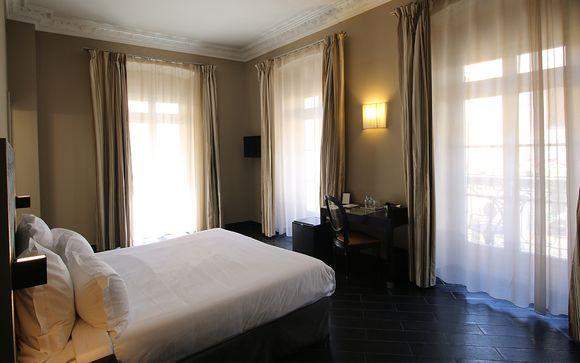 Poussez les portes de votre boutique-hôtel Palazzu U Domu 4*