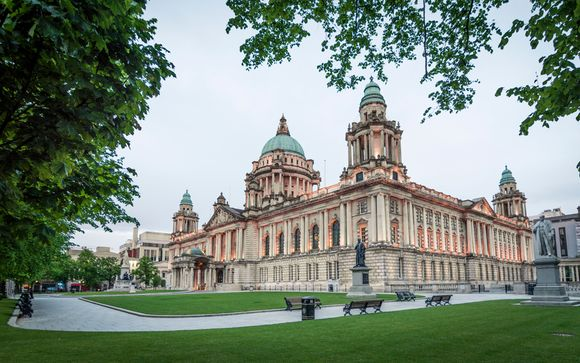 Rendez-vous... à Belfast