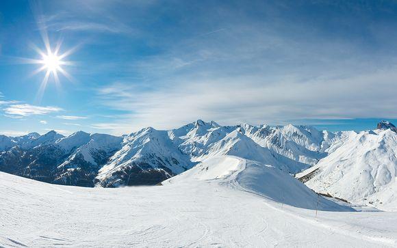 Ski, montagne et thermalisme en altitude