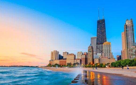 Raffaello Hotel Chicago 4* et pré-extension possible à New York