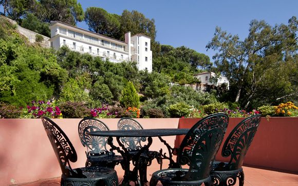 Villa Thermal Das Caldas de Monchique Spa Resort