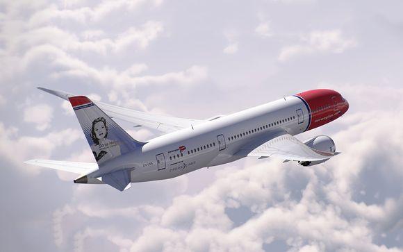 Envolez-vous en classe Economique ou Premium avec Norwegian Air Shuttle