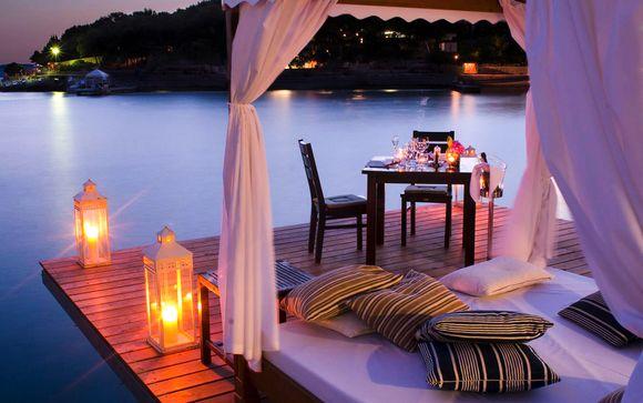 Hôtel Amfora Grand Beach Resort 4*