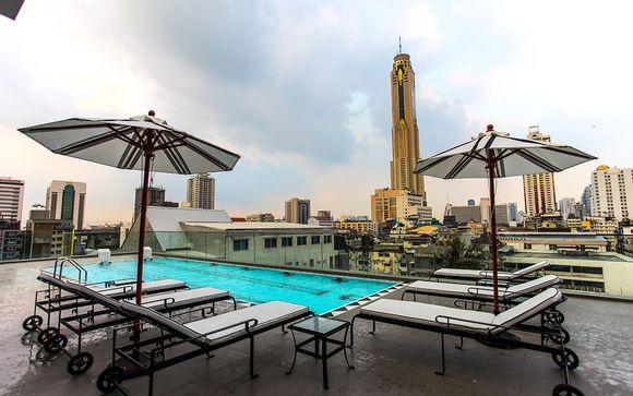 Poussez les portes de l'hôtel Vince Hôtel Pratunam à Bangkok