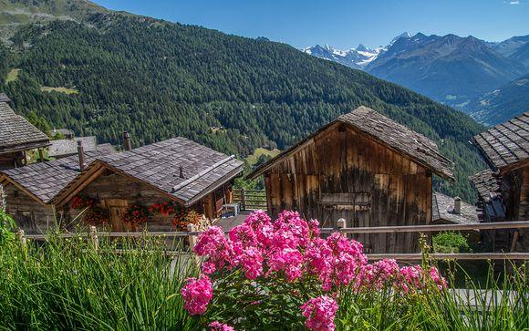 Rendez-vous... dans les Alpes suisses