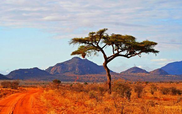 F�eries d'Afrique avec extension au Khulala
