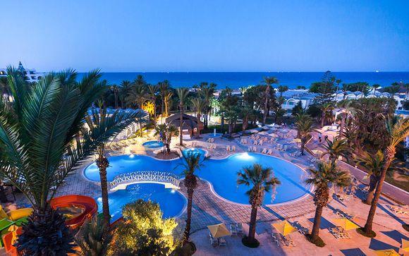 Hôtel Marhaba Sousse 4*
