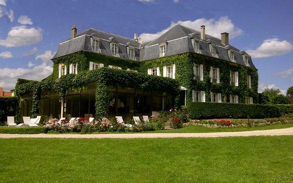 Château de Sancy ****