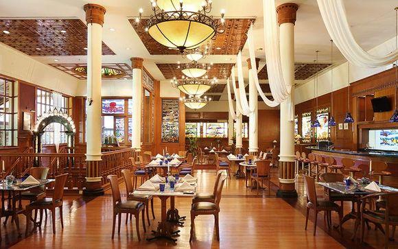 Poussez les portes de l'hôtel Ayodya Resort Bali 5* à Nusa Dua