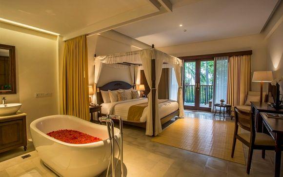 Poussez les portes de l'hôtel Desa Visesa 5* à Ubud