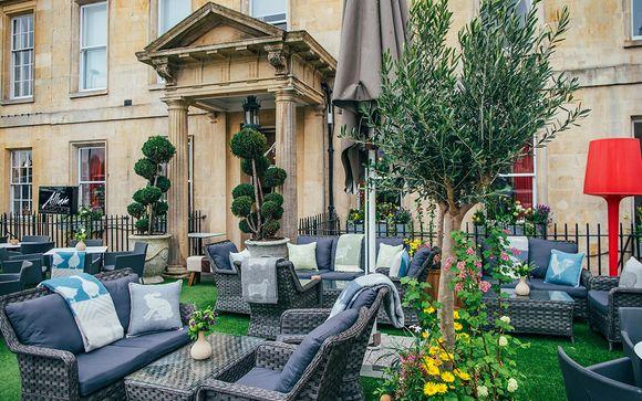 Hôtel Abbey Bath 4*