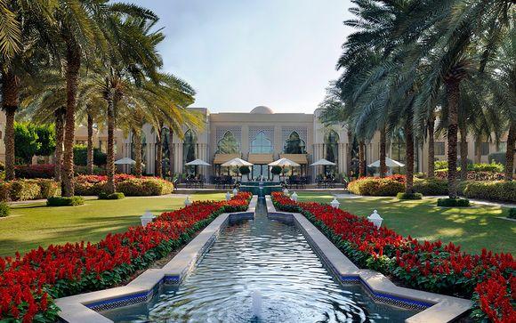 Hôtel One & Only Royal Mirage 5* avec Emirates