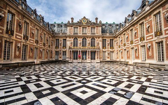 Hôtel Mystère 4* Versailles