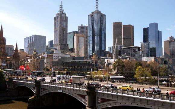 Rendez-vous... à Melbourne