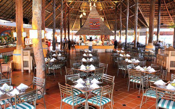Poussez les portes de l'hôtel Barcelo Maya Beach Resort 5* à Puerto Aventuras