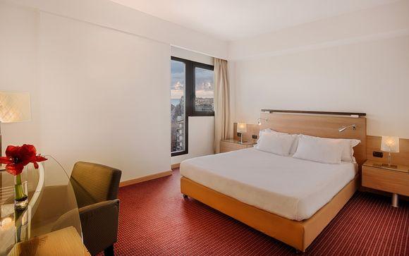 Poussez les portes de l'Hôtel NH Catania Centro 4*