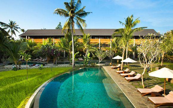 Poussez les portes de l'hôtel Alaya Resort Ubud 5*