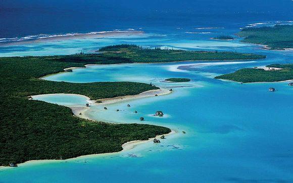 Autotour calédonien 3 îles