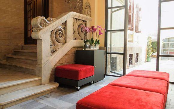 Poussez les portes de votre hôtel Le Palacete