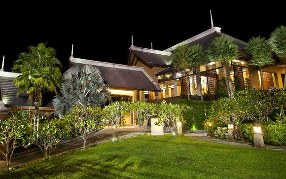 Votre séjour balnéaire à l'hôtel Phuket Rawai Palm Beach Resort 4* à Phuket