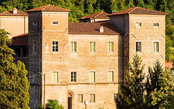 Castello di Pontebosio Luxury Resort 4*