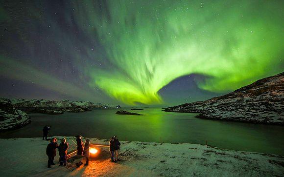 Radisson Blu Hotel Troms� 4* et safari Aurores Bor�ales