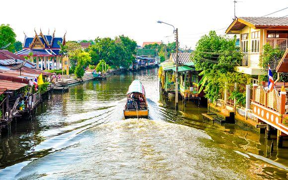 Rendez-vous... à Bangkok et Koh Samet