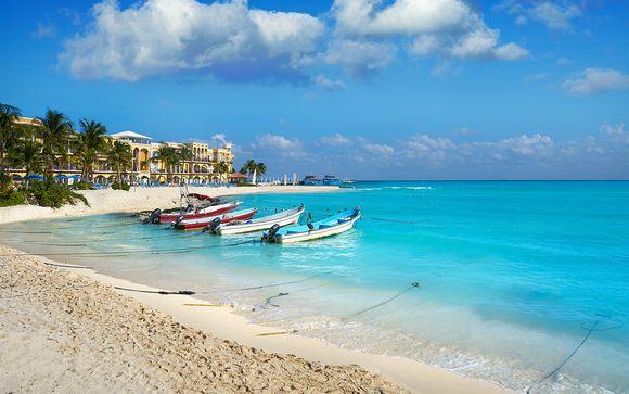Rendez-vous... dans le Yucatán