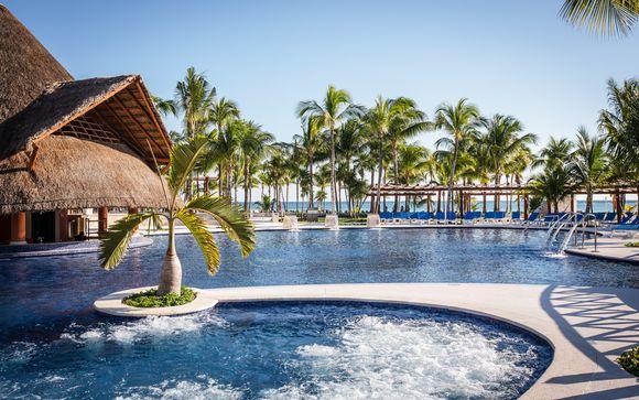 Hôtel Barcelo Maya Caribe 5* et Circuit Yucatan