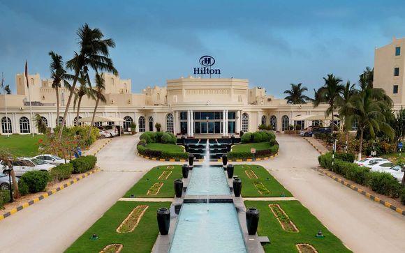 Hilton Salalah Resort 4*